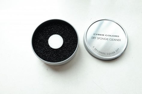 Cyber Color Spongie Cleaner2