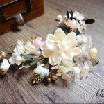 【台灣飾品】張麗金老師的 Marry Ornament 魅麗新娘飾品店